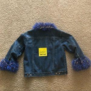 Michigan boutique jean jacket